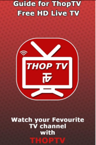 Download ThopTV App For Android 1