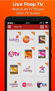 Download ThopTV App For Android 2