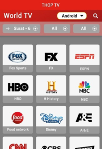 Download ThopTV App For Android 3